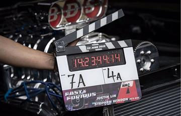 Comienzan las grabaciones de 'Rápidos y furiosos 9': Conoce su fecha de estreno