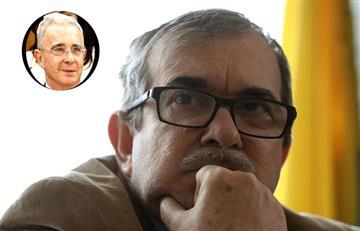 """""""Estoy cansado de tenderle la mano al presidente Uribe"""": 'Timochenko'"""