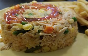 Tres secretos para que tu arroz con pollo quede delicioso