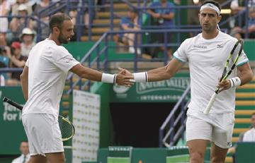¡Colombian Power! Cabal y Farah están en la gran final del ATP 250 de Eastbourne