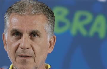 """Carlos Queiroz: """"El partido ante Chile será a todo o nada"""""""