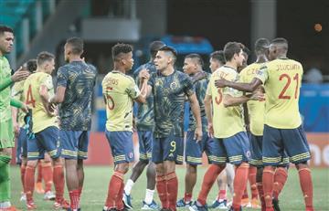 Colombia y Chile miden fuerzas por un cupo a las semifinales de la Copa América
