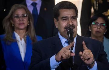 """""""Seré implacable"""": Maduro ante presunto golpe de Estado de Guaidó en Venezuela"""