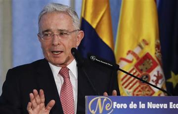 Uribe estaría de acuerdo con una acción militar en contra de Maduro en Venezuela