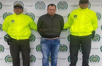 Líder de 'La Contru' fue capturado en compañía de oficial del Ejército