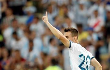 ¡Argentina vs. Brasil en semis! La 'albiceleste' venció a Venezuela y enfrentará a los anfitriones