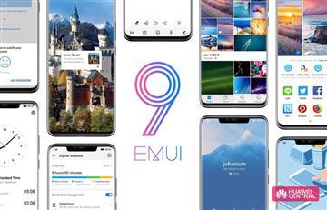 ¿Tienes Huawei? Conoce el calendario de actualización de EMUI 9.1