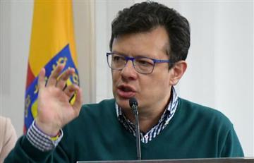 """""""Fraudulento, ilegal, y corrupto"""": Hollman Morris, sobre metro elevado en Bogotá"""