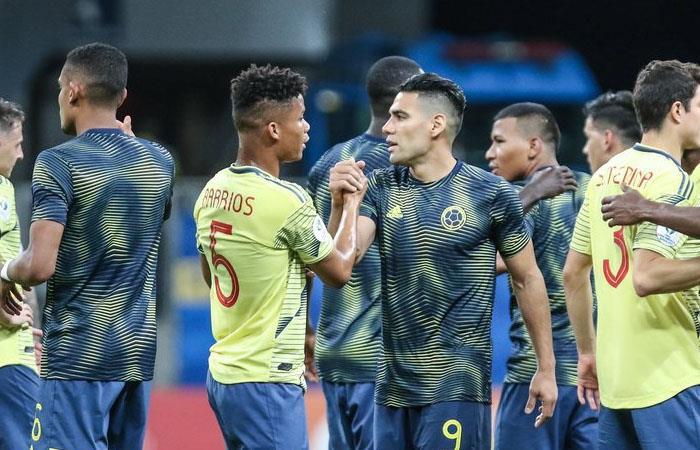 Movistar regalará gigas si gana la selección Colombia