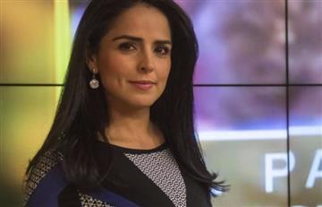 La periodista Claudia Palacios será el rostro de CM&