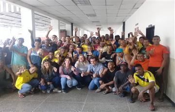Maduro ordena liberar a 59 colombianos que estaban presos en Caracas
