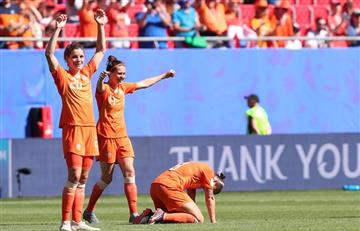 [FOTOS Y VIDEO] La belleza de Holanda, venció a la de Italia en el Mundial Femenino