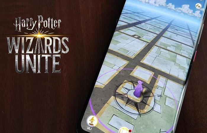 El nuevo juego de realidad aumentada de Harry Potter