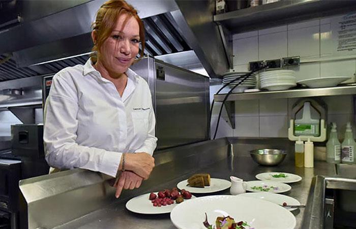 """""""Leo"""", el restaurante colombiano que se encuentra entre los 50 mejores del mundo"""
