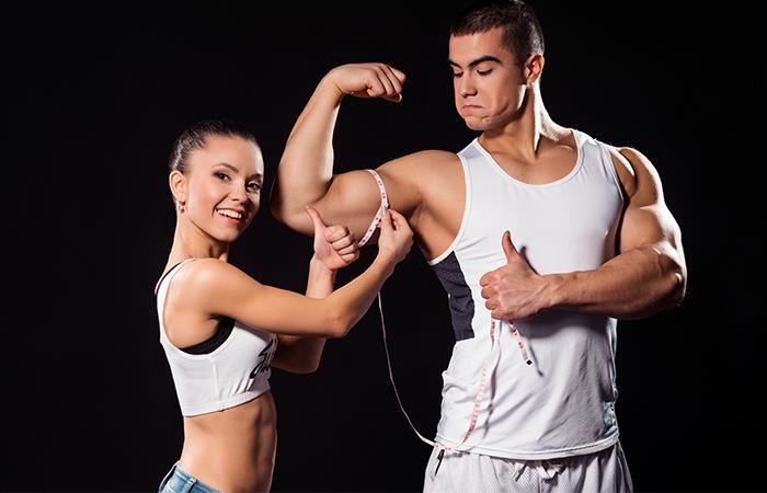 Dieta de aumento de masa muscular para mujeres