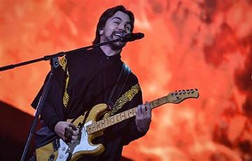 ¡Espectacular! Juanes estremeció el Parque Simón Bolívar con su show en Rock al Parque