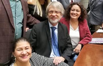 ¡Vuelve! Antanas Mockus retomará labores en el Senado de la República