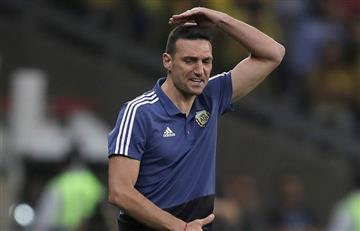 [VIDEO] ¿Scaloni hizo un Maturana? Por esta frase critican al DT de la Selección de Argentina