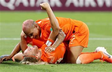 [FOTOS Y VIDEO] ¡Final de lujo y belleza! Holanda enfrentará a Estados Unidos en el último partido