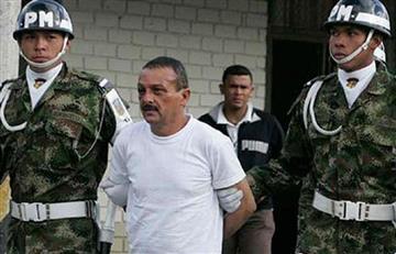 """El exguerrillero Alias """"Gafas"""", secuestrador de Íngrid Betancourt, se presenta ante la JEP"""