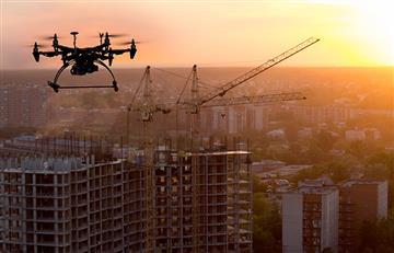 ¿Adiós a los ladrones? Con drones la policía detecta a los delincuentes