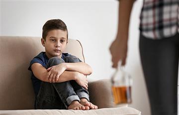 ¿La familia influye? El consumo de alcohol en niños es a causa de los adultos