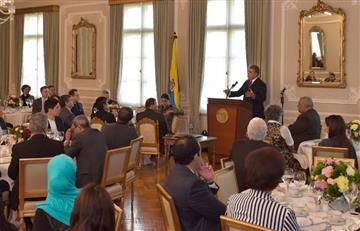 Duque pidió ayuda de las iglesias para defender el concepto de la familia en Colombia