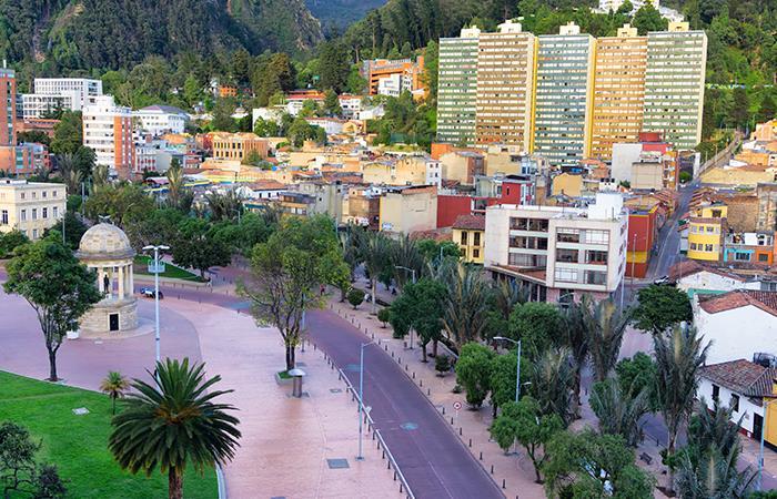 Tours históricos en Bogotá