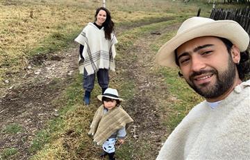 ¡Nació el segundo hijo de Variel Sánchez y Estefanía Godoy!