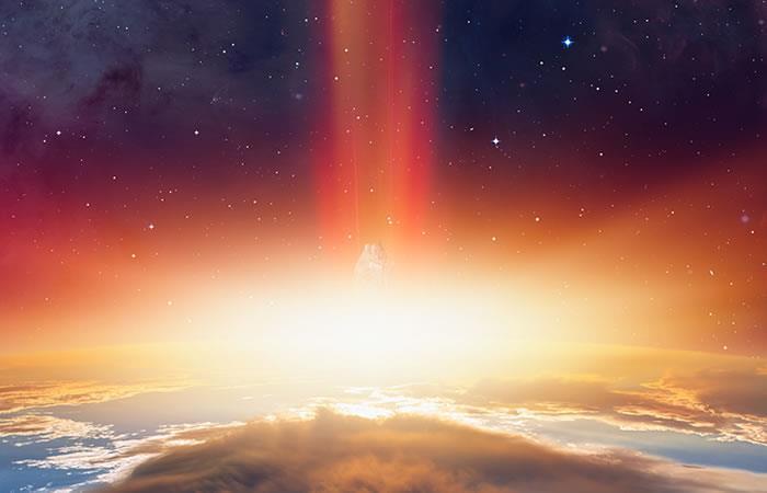 Asteroide gigante podría chocar contra la tierra, según la NASA