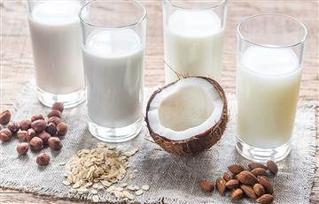 ¿Quieres reemplazar la leche de vaca? Estas alternativas te ayudarán