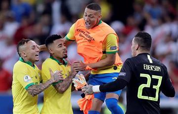 [VIDEO] ¡Campeón! Brasil levanta su novena Copa América