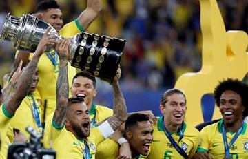 ¿Estafa? ¿Amaño? Brasil se robó la Copa América