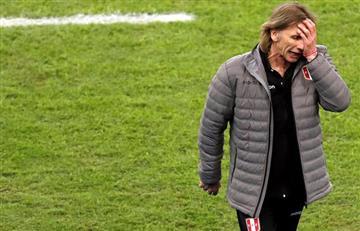 ¿Se va Gareca de la Selección de Perú?