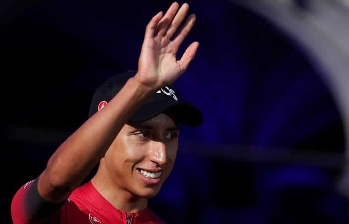Gran actuación de Egan Bernal en el Tour de Francia