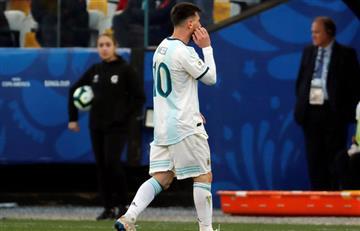 ¿Argentina sale de la Conmebol?