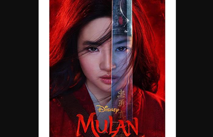 Disney lanza primer tráiler de Mulán