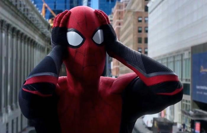 """""""Spider-Man: Lejos de casa"""" llegó a lo más alto de la taquilla norteamericana"""