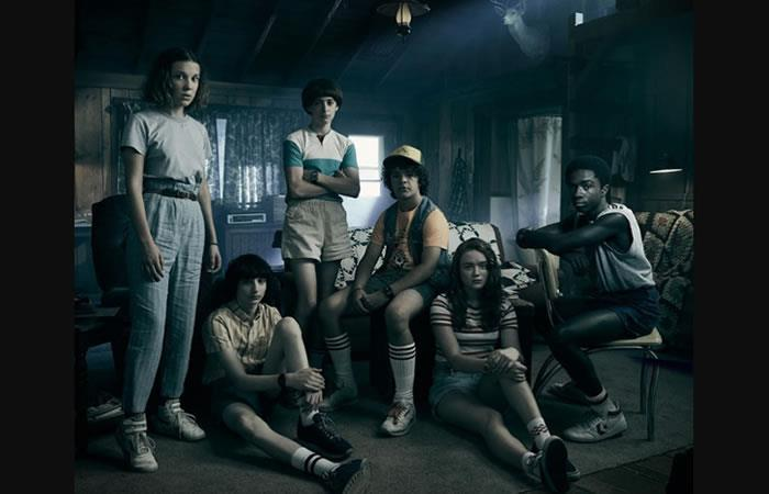 'Stranger Things' llegó con su tercera temporada a romper récord de audiencia
