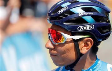 """""""En la sexta etapa veremos a los favoritos"""" Nairo Quintana"""