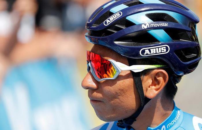 Tour de Francia: Declaraciones Nairo Quintana etapa 4