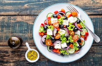 Así puedes mejorar el sabor de tus ensaladas