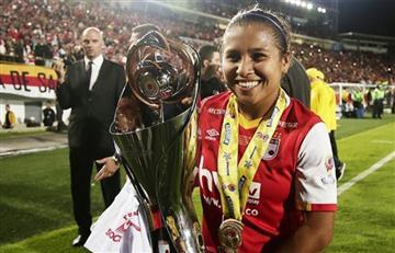¡Que orgullo! Leicy Santos llegará al fútbol europeo