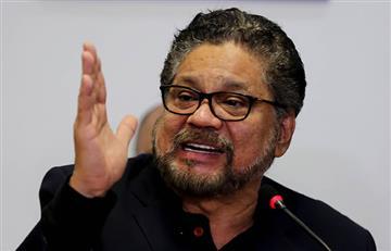 """Confirman """"muerte política"""" de exlíder de las FARC Iván Márquez"""