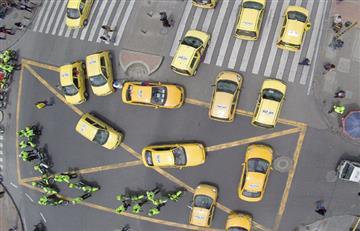 ¡Ojo! Así serán las manifestaciones de taxistas en las principales ciudades de Colombia