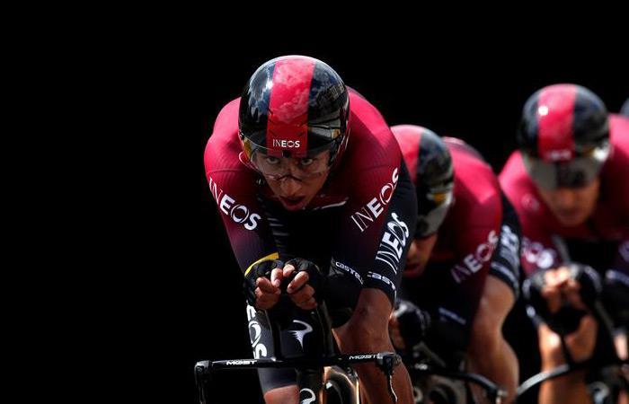 Tour de Francia: Declaraciones Egan Bernal quinta etapa