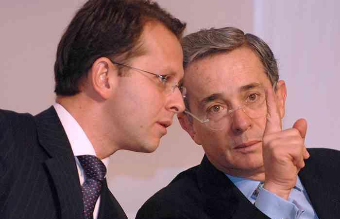 Andrés Felipe Arias fue ministro de Agricultura durante el gobierno de Álvaro Uribe (2002-2010). Foto: Twitter