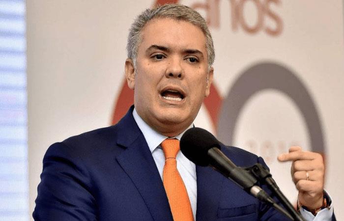 Duque lamentó el asesinato de una niña de 10 años en Guaviare