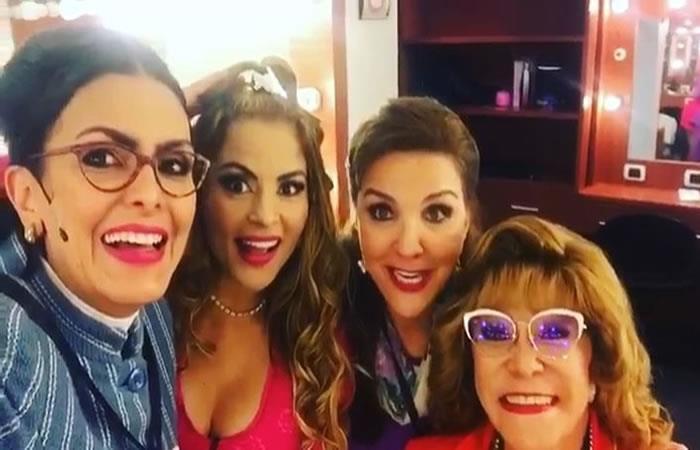 Así lucen actualmente las actrices de 'el cuartel de las feas' de 'Yo soy Betty, la fea'