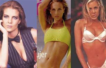 ¿Las recuerda? Así lucen las modelos colombianas que aparecían en las portadas de los cuadernos